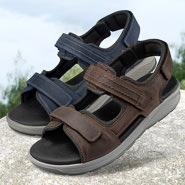 Chaussure confort Helvesko : SAMUEL - Sandale