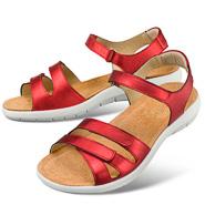 Chaussure confort LadySko : KIRSTIN - Sandale