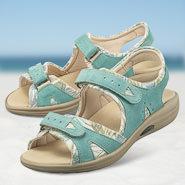 Chaussure confort Helvesko : SABRINA, menthe