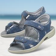 Chaussure confort Helvesko : SABRINA - Sandale