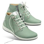 Chaussure confort Helvesko : JOY, menthe