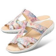 Chaussure confort Helvesko : CLOE, multicolore