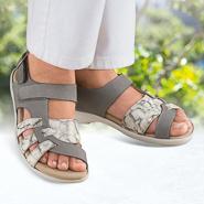 Chaussure confort LadySko : ANNA - Sandale