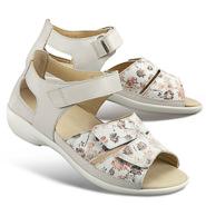 Chaussure confort LadySko : ELLA, beige