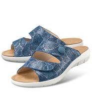 Chaussure confort Helvesko : BEATA - Mule