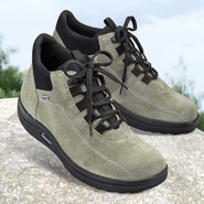 Chaussure confort Helvesko : LOUIS, gris