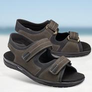 Chaussure confort Helvesko : JONAS, gris