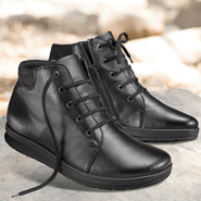 Chaussure confort Helvesko : LENOX - Bottine