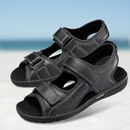 Chaussure confort Helvesko : OTTMAR, noir