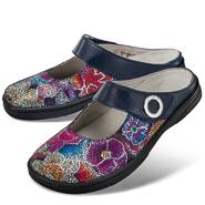 Chaussure confort Helvesko : NINA - Mule