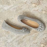 Chaussure confort Helvesko : AIDA PEARL - Ballerine