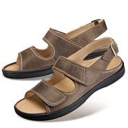 Chaussure confort Helvesko : CESAR - Sandale