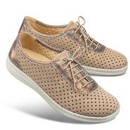 Chaussure confort Helvesko : VERITA, beige