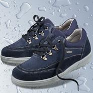 Chaussure confort Helvesko : ENNIS TEX, bleu