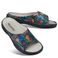 Chaussure confort Helvesko : HELVESKA, bleu multi