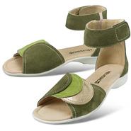 Chaussure confort Helvesko : ARUBA - Sandale