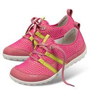Chaussure confort Helvesko : SKY, rose vif