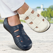 Chaussure confort Helvesko : CANDY - Salomé