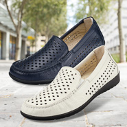Chaussure confort Helvesko : CHRISTY - Mocassin