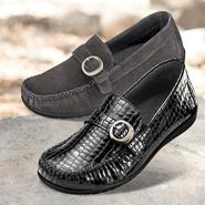 Chaussure confort Helvesko : UMA - Mocassin