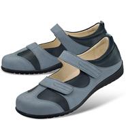 Chaussure confort Helvesko : SAMBA - Chaussure à scratches