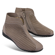 Chaussure confort Helvesko : ANN, gris
