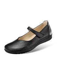 Chaussure confort Helvesko : DELA, noir