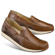 Chaussure confort Helvesko : LAUREL, marron