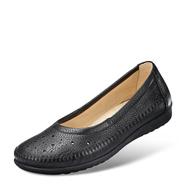 Chaussure confort Helvesko : FABIE, noir
