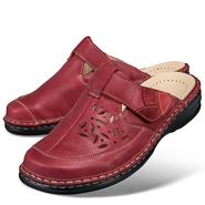 Chaussure confort LadySko : BRUNI, rouge