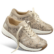 Chaussure confort Helvesko : SAVONA, beige
