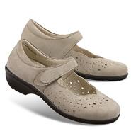 Chaussure confort LadySko : TIZIANA, gris