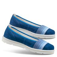 Chaussure confort dansko : UNA, bleu